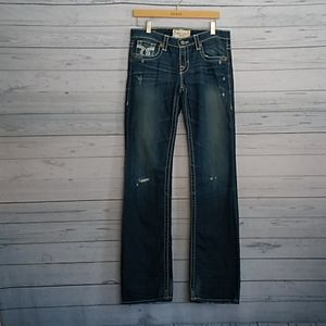 Big star Liv boot jeans size 30xl extra long